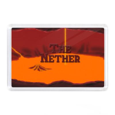 Магнит The Nether