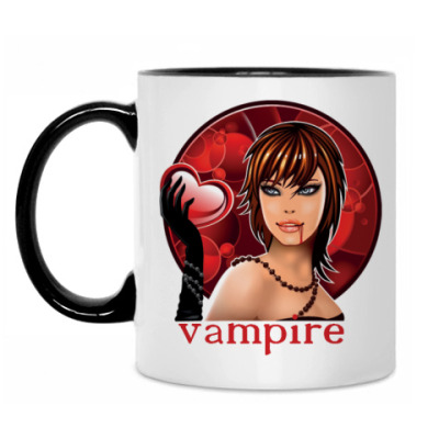 Кружка Вампир