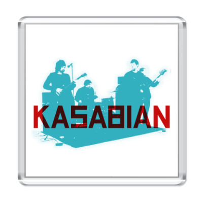 Магнит Kasabian