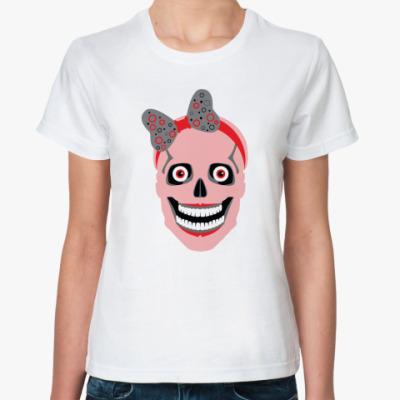 Классическая футболка Happy Girl