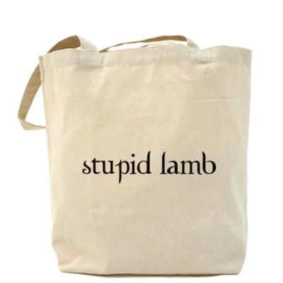 Сумка Stupid lamb
