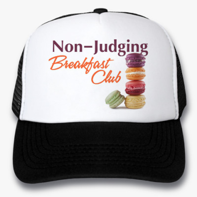 Кепка-тракер Non-Judging Breakfast Club