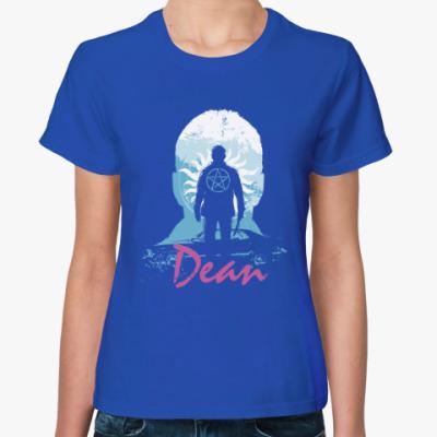 Женская футболка Dean - Supernatural