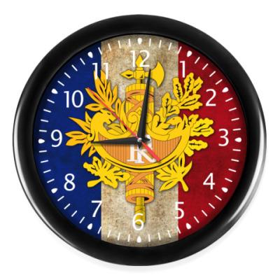 Часы Герб Франции