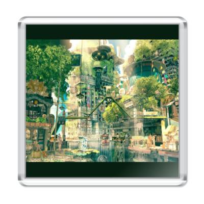 Магнит  Japan in art