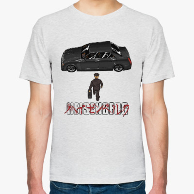 Футболка Heisenberg Car