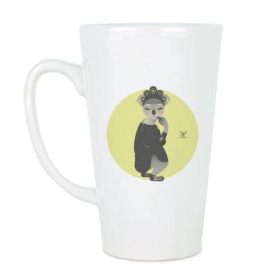 Чашка Латте Animal Fashion: K is for Koala