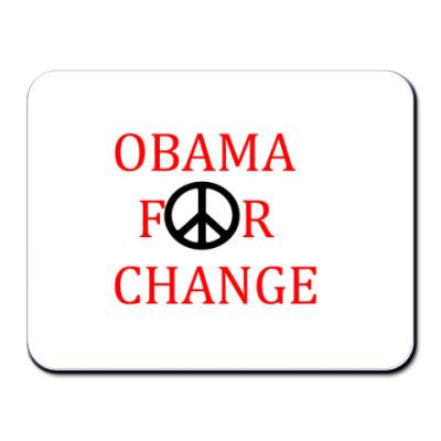 Коврик для мыши  Obama