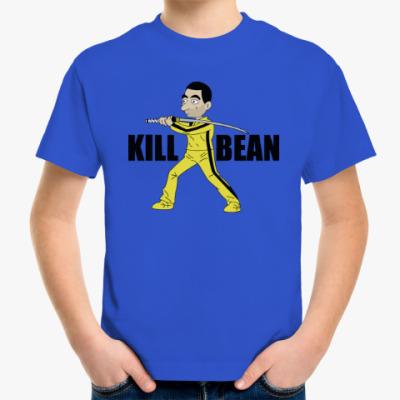 Детская футболка Kill Bean