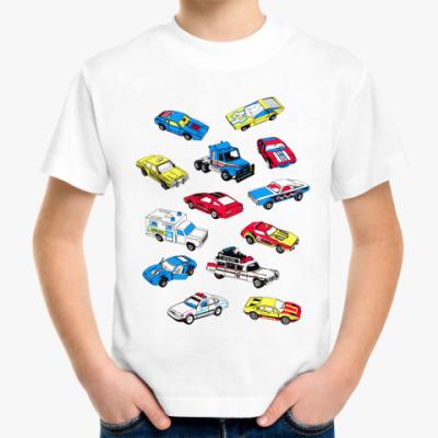 Детская футболка Cars Детская футболка