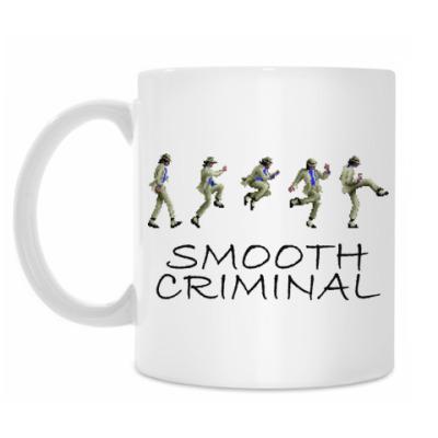 Кружка 'Smooth Criminal'