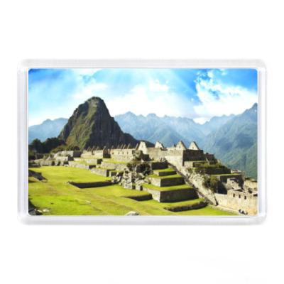 Магнит Перу, Мачу-Пикчу