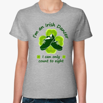 Irish dancer count to 8