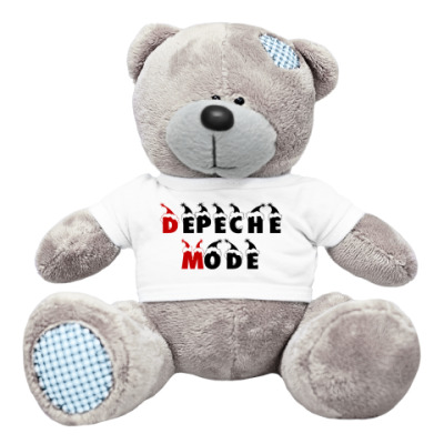Плюшевый мишка Тедди Depeche Mode