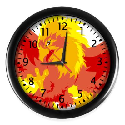 Настенные часы Феникс