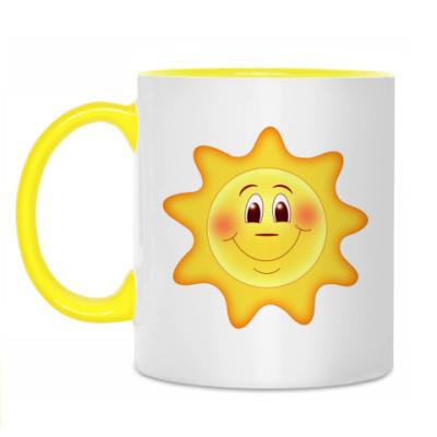 Кружка Солнышко