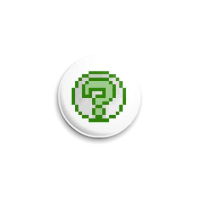Значок 25мм  ICQ Статус #29