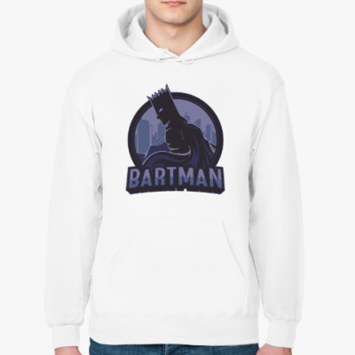 Толстовка худи Bartman