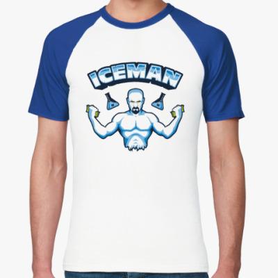 Футболка реглан Iceman