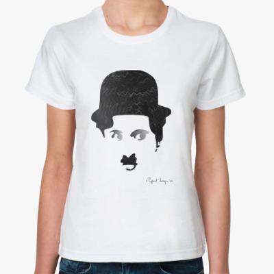 Классическая футболка  Чарли
