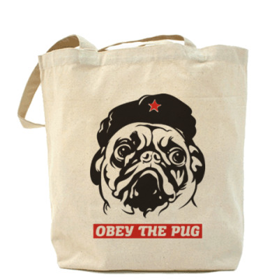 Сумка Obey the doggy