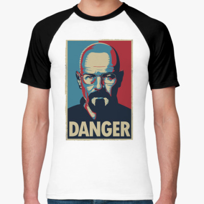 Футболка реглан Walter danger