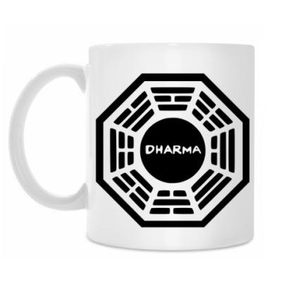 Кружка Дхарма