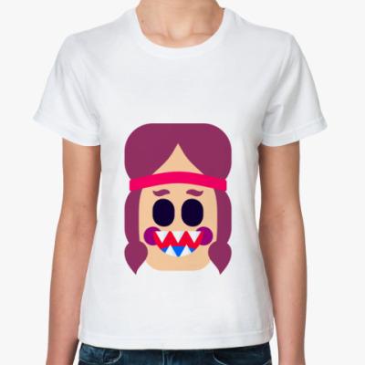 Классическая футболка Hippie