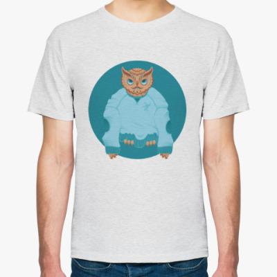 Футболка Animal Fashion: O is for Owl