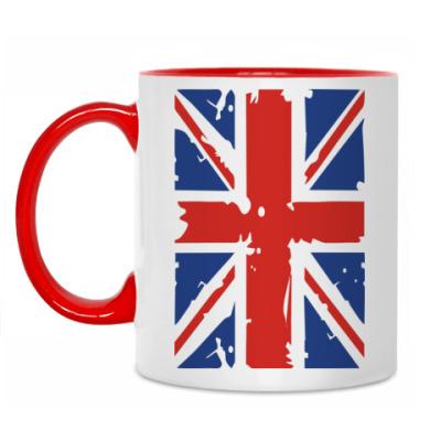 Кружка Британский флаг