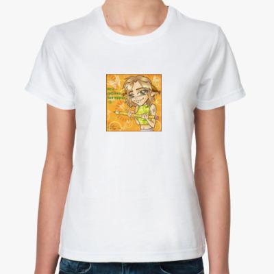 Классическая футболка Бельча