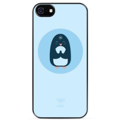 Чехол для iPhone Animal Zen: P is for Penguin