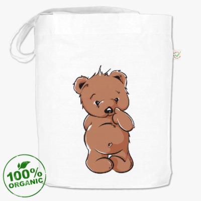 Сумка Стеснительный  медведь