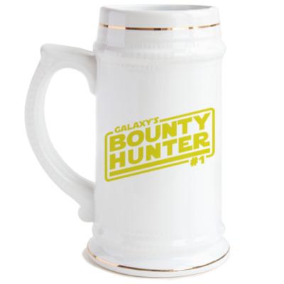 Пивная кружка Bounty Hunter