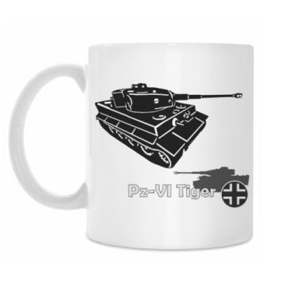 Кружка Танк Pz-VI Tiger
