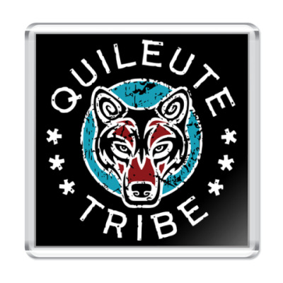 Магнит Quileute tribe