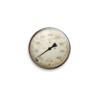 Значок 25мм «Мер»
