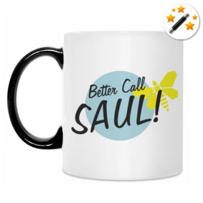 Кружка-хамелеон Better Call Saul