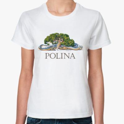 Классическая футболка DragoPolin