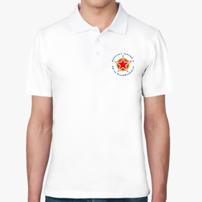 Рубашка поло Рубашка поло RedStars 2 бел