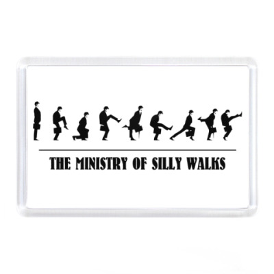 Магнит  Silly Walkes (OTH61)