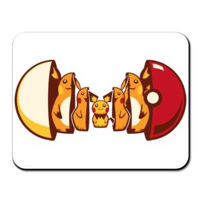 Коврик для мыши Покетрешка