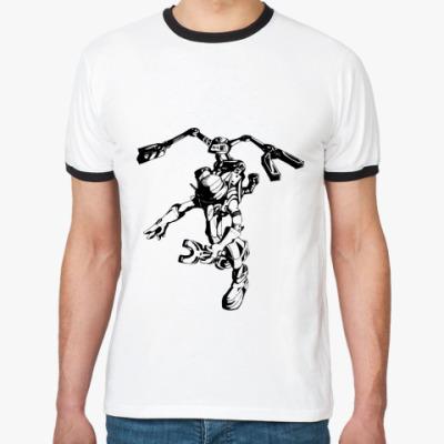 Футболка Ringer-T Dota: Tinker