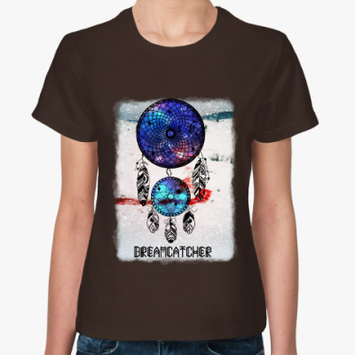 Женская футболка Ловец Снов