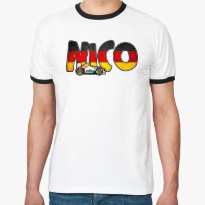 Футболка Ringer-T NICO