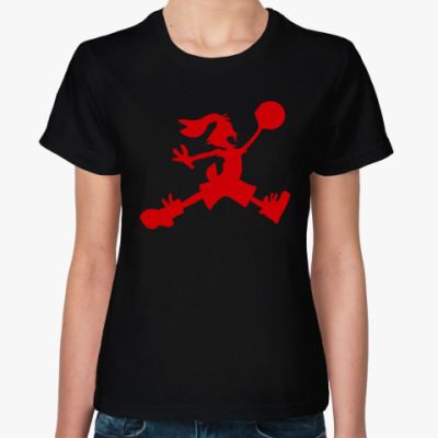 Женская футболка Jordan Bunny