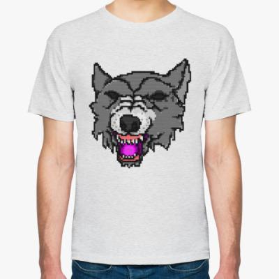Футболка Маска волка