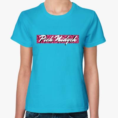 Женская футболка PichNidych