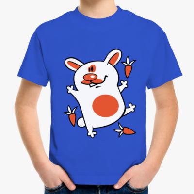 Детская футболка Морковка-парти