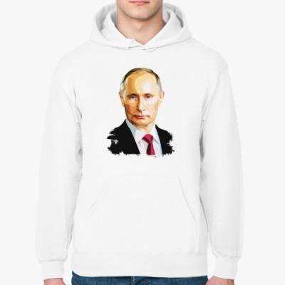 Толстовка худи Путин